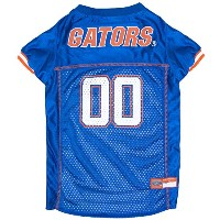 Florida Gators Pet Jersey XL