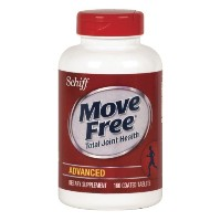 Schiff Move Free Advanced Triple Strength - 170 Coated Tablets