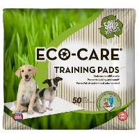 Eco-Care Training Pads, 50 Count by Simple Solution [並行輸入品]
