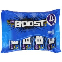 Cadbury Boost (Pack of 4, Total 36 Items)