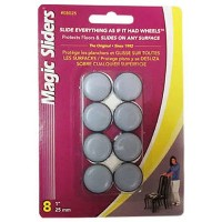 """20mm and 25mm Magic Sliders-As Seen On TV-1"""" ROUND MAGIC SLIDER"""