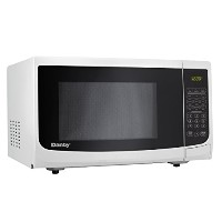 【並行輸入】Danby 0.7 cu.ft. Countertop Microwave, White ダンビー 電子レンジ