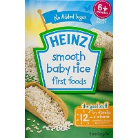 Heinz Farleys First Timers Baby Rice 100 g by Heinz