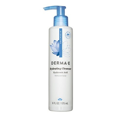 Derma E Hydrating Cleanser 175ml/6oz並行輸入品