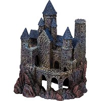 Penn Plax Large Magical Castle Aquarium Ornament [並行輸入品]
