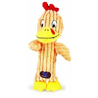 Charming Pet Heads Pet Squeak Toy, Chicken (Discontinued by Manufacturer) [並行輸入品]
