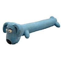 Amazing Pet Products Latex Wiener Dog Toy, 10-Inch [並行輸入品]
