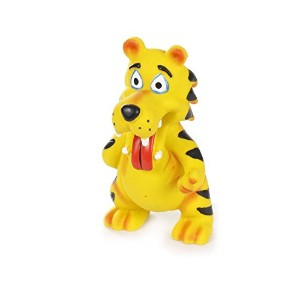 Knight Pet Latex Lion Toy, Small [並行輸入品]