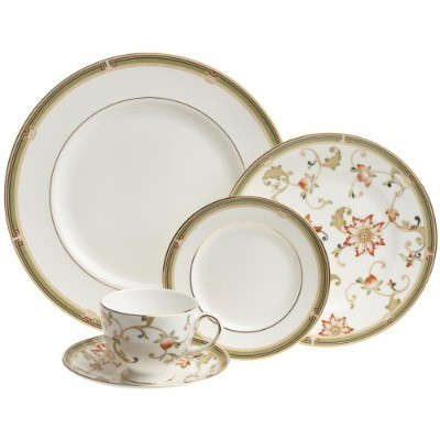 Wedgwood Oberon 5 Piece Place Setting by Wedgwood