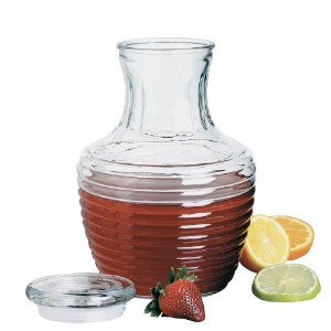 Anchor Hocking 64-Ounce Chiller with Glass Lid by Anchor Hocking