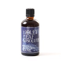Violet Leaf Absolute Oil Dilution - 100ml - 3% Jojoba Blend