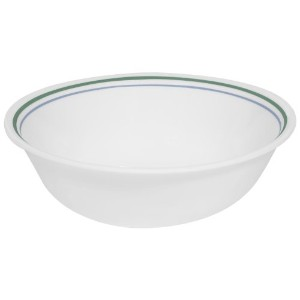 Livingware 18 oz. Country Cottage Soup/Cereal Bowl [Set of 6] by CORELLE