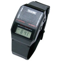 Classic Talking Watch by The Braille Superstore