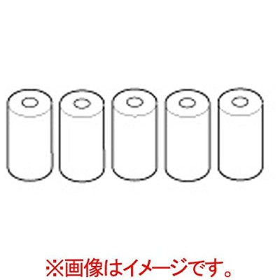 OMRON オムロン 血圧計ロール紙 25m×5巻
