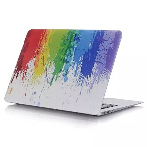 MacBook Air 11-inch Case,Soundmae Colourful Creative Inspiration Pattern Hard Cases Cover For...