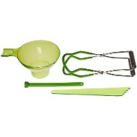 Jarden Home Brands1440010720Ball Canning Utensil Set-4PC UTENSIL SET (並行輸入品)