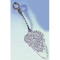 Elegance Silver Silver Plated Victorian Cake Server by Elegance Silver