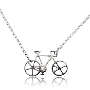 Sovats Women Bicycle Necklace ソバッツウマン自転車ネックレス