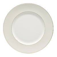 Royal Doulton Opalene Dinner Plate, 10-1/2-Inch by Royal Doulton