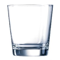 Arc International Arcoroc Specilaty Pub Rock Glass, 13-Ounce, Set of 12 by Arc International