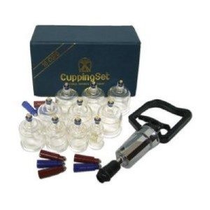 Stockroom Chinese Cupping Set, 10 Count by Stockroom [並行輸入品]