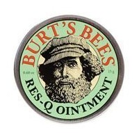 Burt's Bees Res-Q Ointment, .6-Ounces (Pack of 3) [Health and Beauty] by USA [並行輸入品]