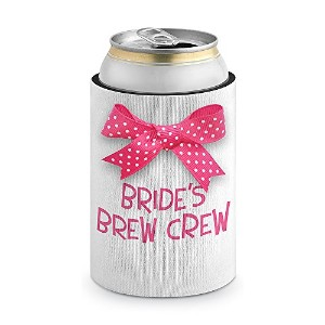 Epic Products Bride's Brew Crew Neoprene Can Epicool, 4-Inch by Epic Products Inc.