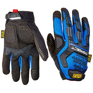Mechanix Wear MPT-03-012 Red M-Pact Anti-Vibration And Grip Glove Xx-Large