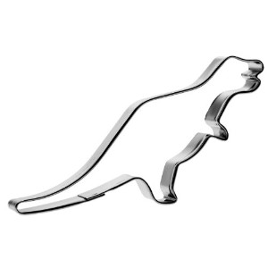SVEICO 939420-1 T-Rex Shaped Cookie Cutter, 11cm by Sveico