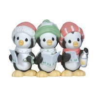 Precious Moments Wee Three Sing Figurine by Precious Moments [並行輸入品]