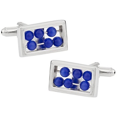 Cuff - Daddy Abacus Cufflinks withプレゼンテーションボックス