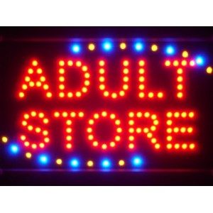 LED看板 サイン 電飾 看板 カフェ バー ADV PRO led048-r Adult Store Shop Light Sign WhiteBoard
