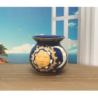 Tuscan Sun Moon Collection, Electric Tart Burner 5-1/8H, 81465 By ACK by ACK