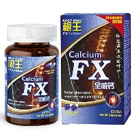 ROOT KING FX Calcium - Support fat metabolism and healthy cardiovascular system - using enteric...