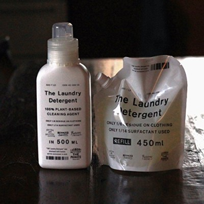 THE 洗濯洗剤と詰め替え用レフィルのセット THE LAUNDRY DETRGENT