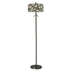 Dale Tiffany TF12415 Willow Cottage Floor Lamp, Dark Bronze by Dale Tiffany Lamps