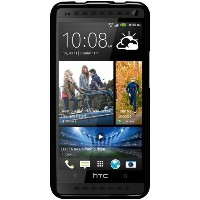Amzer AMZ95727 Soft Gel TPU Gloss Skin Fit Case Cover for HTC ONE M7 - Skin - Retail Packaging -...