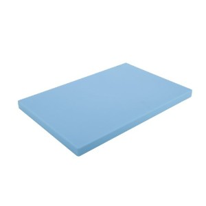"""Alegacy per1520mbl中密度ポリエチレンColor Coded Cutting Board , 15"""" x20"""" x1/ 2インチ、ブルー"""