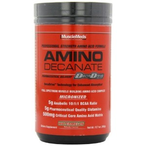 MuscleMeds Amino Decanate Watermelon Powder 360g by MuscleMeds [並行輸入品]