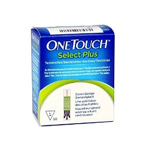 One Touch Select Plus test strips 50 by Lifescan [並行輸入品]