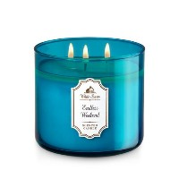 【Bath&Body Works/バス&ボディワークス】 アロマキャンドル エンドレスウィークエンド 3-Wick Scented Candle Endless Weekend 14.5oz...