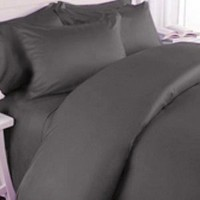 Elegance Linen テつョ Wrinkle-Free- 1500 Thread Count Twin/Twin XL Size Egyptian Quality 2pcs DUVET...
