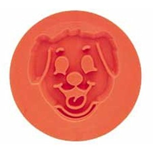 Wilton Adorable Puppy Dog Face Cookie Cutter Stamp by Wilton
