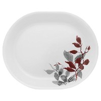 Corelle Kyoto Leaves Platter by CORELLE