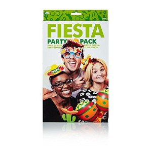Fiesta Dress Up Party Pack