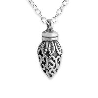 925 Sterling Silver Ornament Pendant