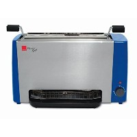 Ronco ロンコ RG1002BUGEN Ready Grill, Blue グリル[並行輸入]