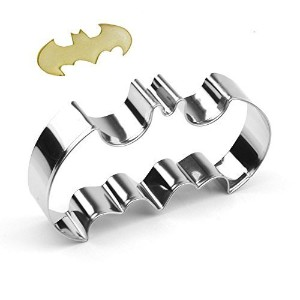 Batman Cookie Cutter - Stainless Steel by GXHUANG