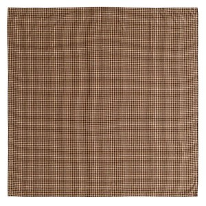 VHC Brands Patriotic Patch Plaid 60 Country Tablecloth by Lasting Impressions by Lasting Impressions