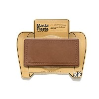 MastaPlasta, Leather Repair Patch, First-aid for Sofas, Car Seats, Handbags, Jackets, etc. Tan...